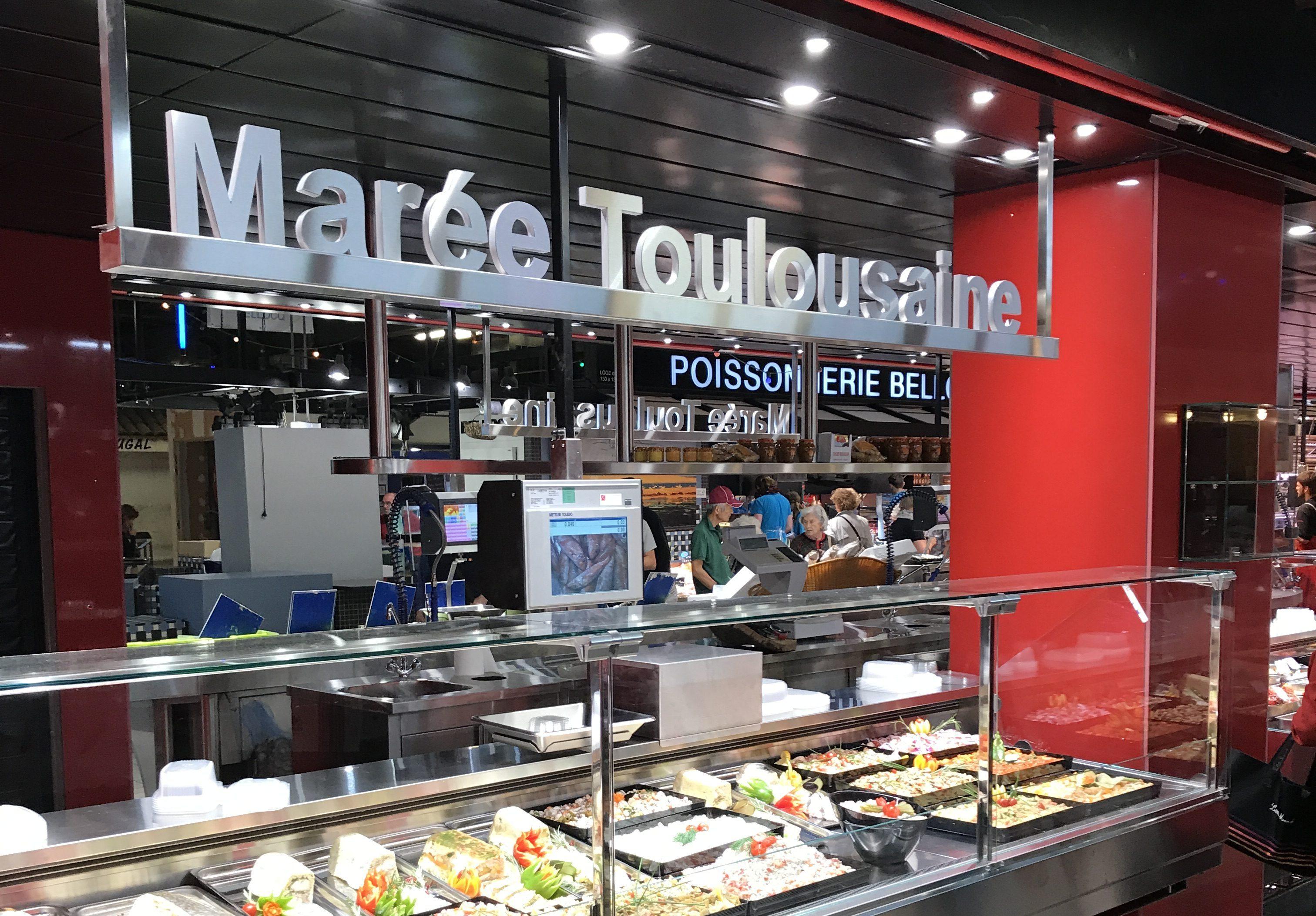 LA MAREE TOULOUSAINE - MARCHE VICTOR-HUGO TOULOUSE